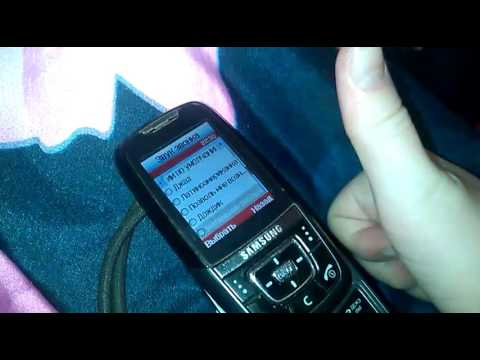 Samsung D600  (default melodies)