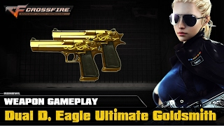 CrossFire VN - Dual Desert Eagle Ultimate Goldsmith