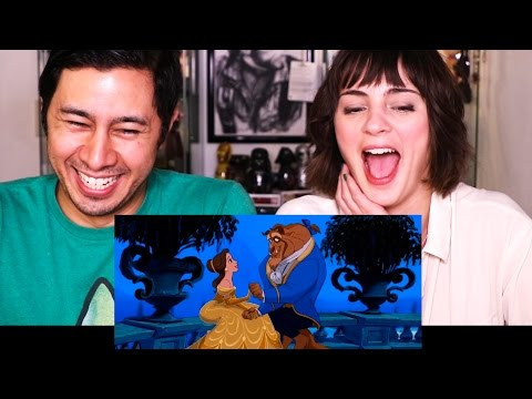 Thumbnail: HONEST TRAILERS BEAUTY & THE BEAST Reaction