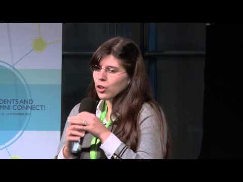 EIT Student and Alumni Connect! - Carla Griggio