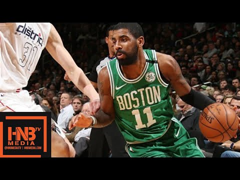Boston Celtics vs Washington Wizards Full Game Highlights / Feb 8 / 2017-18 NBA Season