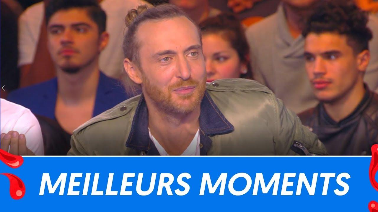 TPMP : Le meilleur de David Guetta sur le plateau de Cyril Hanouna