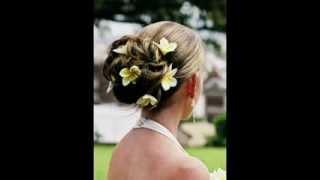 40 женских свадебных стрижек и причесок
