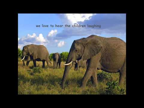 The Elephant Song - Kamahl