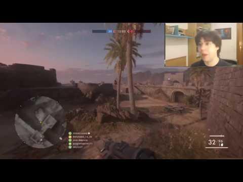 Si Muzska jugara Battlefield 1... /Muzska en 2017