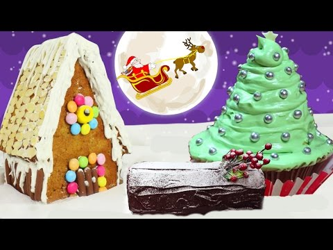 DIY Holiday Treats | Quick and Easy Christmas Recipes for Ki