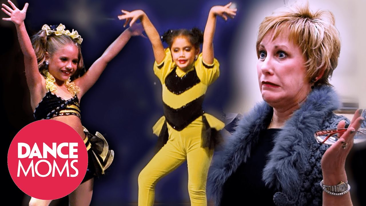 The Legacy of THE BEE Costume (Seasons 1 & 2 Flashback) | Dance Moms