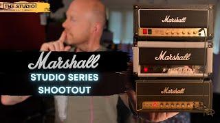Marshall Studio Series Amps - …