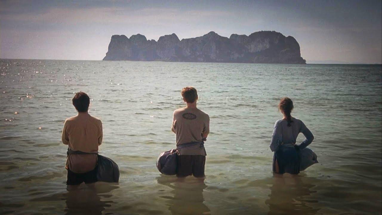 """3人荒岛探险,意外发现""""世外桃源"""",却不知噩梦才刚开始"""