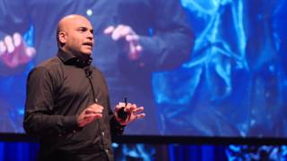 Why I drop the mic | Hanson Hosein | TEDxOregonStateU
