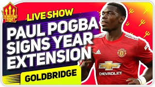 Paul Pogba SIGNS Maguire STARTS! Man Utd News Now