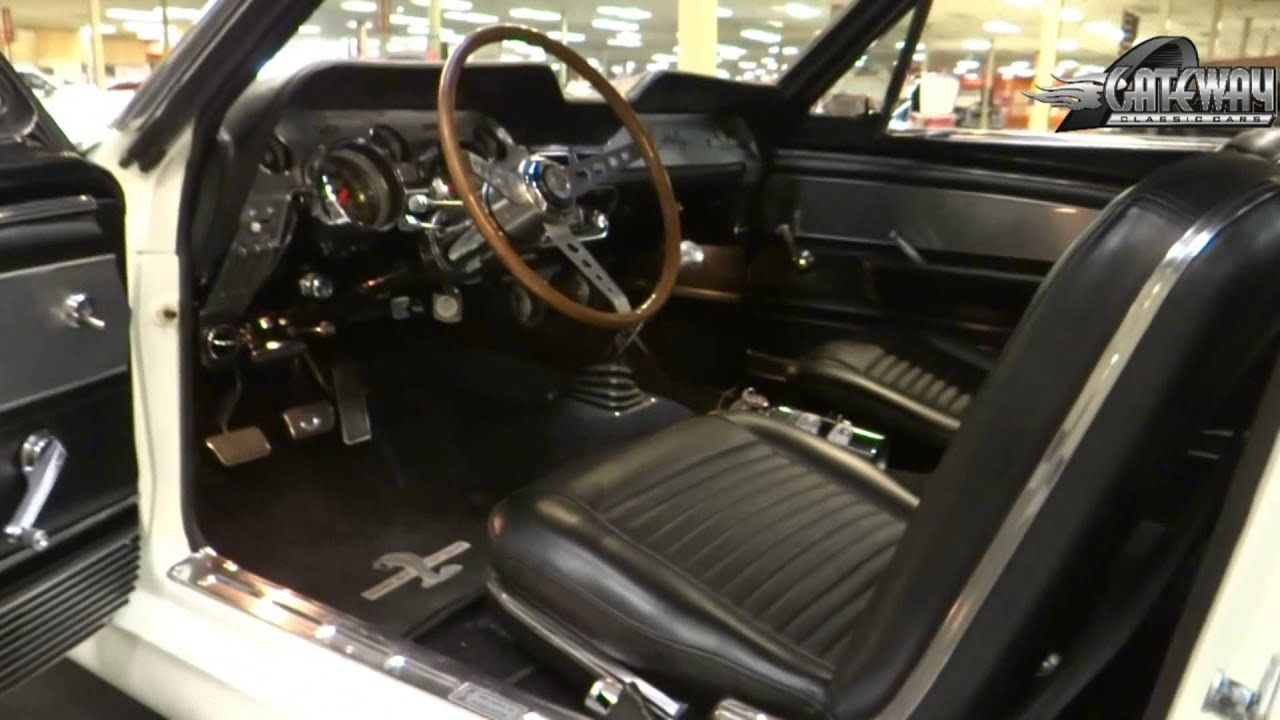 1967 shelby mustang gt500 eleanor interior. Black Bedroom Furniture Sets. Home Design Ideas