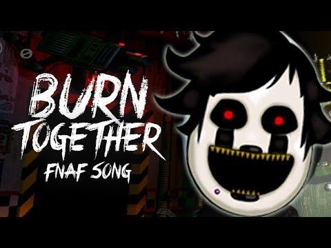 """""""BURN TOGETHER"""" (FNAF Metal Song)   Song by Endigo (ft. Maya Fennec)"""
