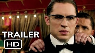 Video Legend Official Trailer #1 (2015) Tom Hardy, Emily Browning Crime Thriller Movie HD download MP3, 3GP, MP4, WEBM, AVI, FLV Desember 2017