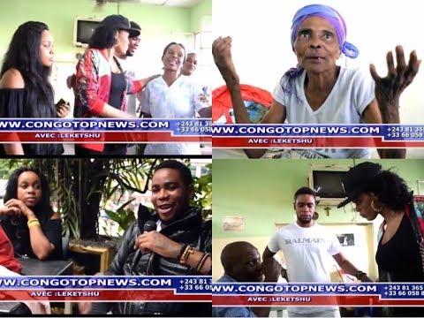 Intégralité CARINE MOKONZI Après ANGOLA AsaLi BA DONS na HÔPITAL MAMA YEMO+ Msg Conférence de Presse