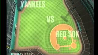 world series baseball 2k1 cpu vs cpu gameplay