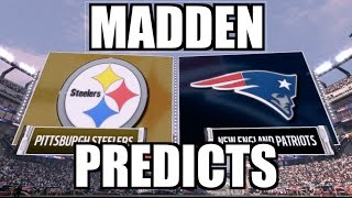 Bad british commentary does madden 17! | afc championship