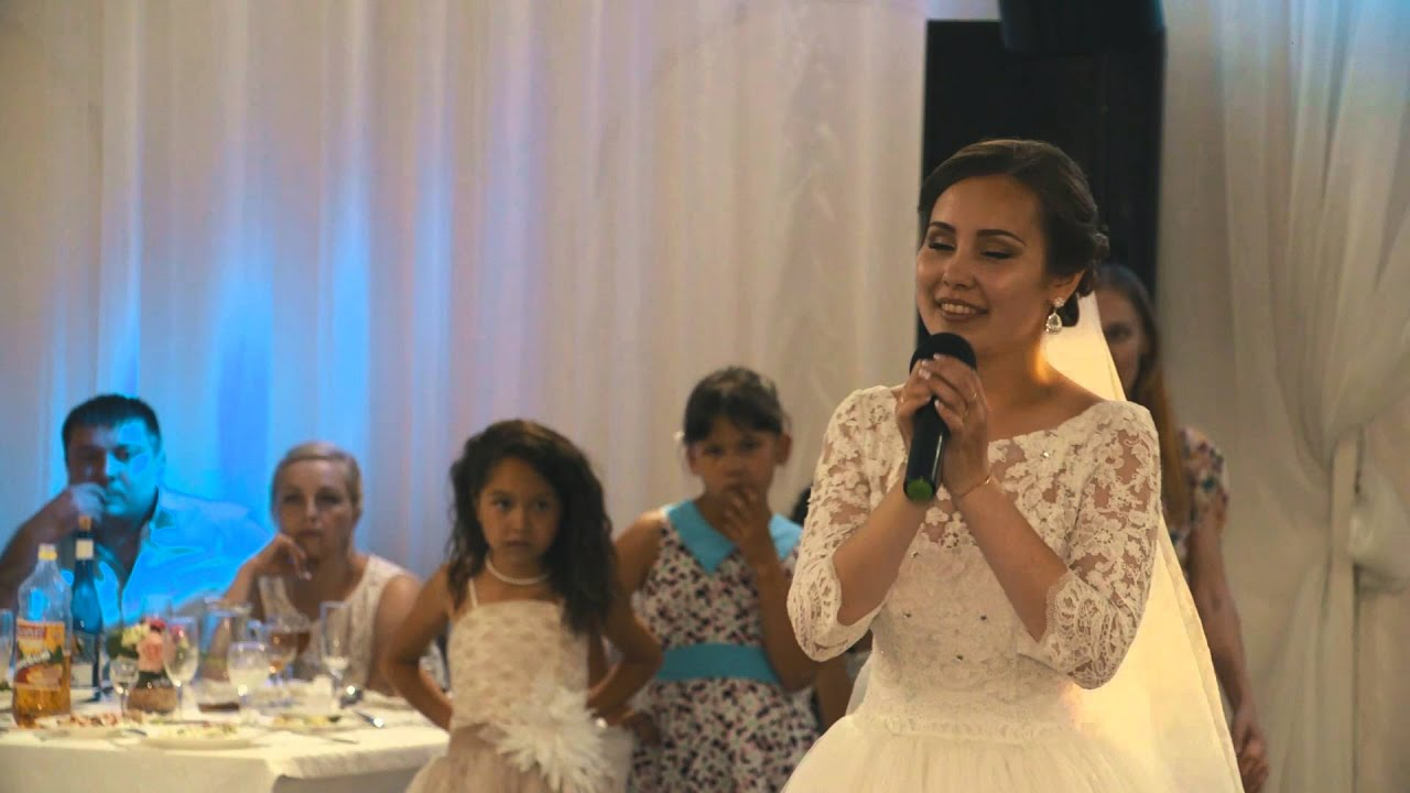 Невеста показывает жинеху свою грудь видео