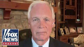 Ron Johnson calls evidence of Hunter Biden foreign dealings 'sleezy'