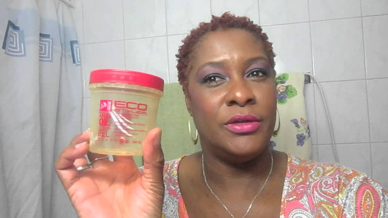 Bien-aimé cheveux crepus avec styles gel - YouTube JY02