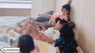 Bé kể chuyện phép lịch sự cho em nghe | Ly Hai Minh Ha Family