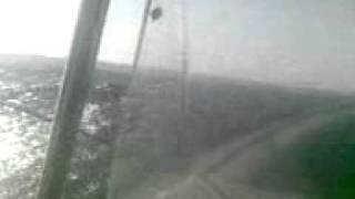 Рыбалка...Каневское водохранилище шторм