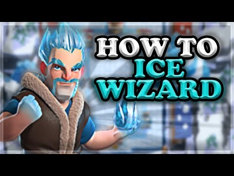 How to Use Ice Wizard | ULTIMATE DEFENSE ��