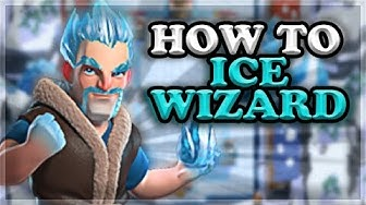 How to Use Ice Wizard | ULTIMATE DEFENSE 🍊