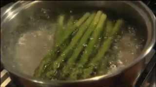 Rachel Allen Asparagus with Easy Hollandaise Sauce