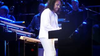 Yanni in São Paulo - New intro to Within Attraction