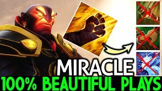 MIRACLE [Ember Spirit] Insane Reflex 100% Beautiful Plays 7.23 Dota 2