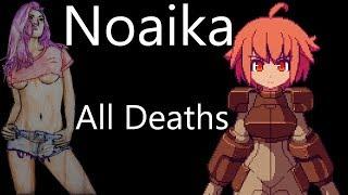 Noaika All Deaths FULL HD 60 FPS Sci-fi Action Sidescrolling 2D Platformer