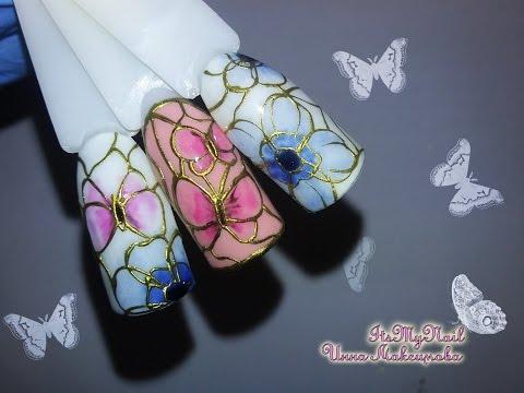 🌼Весенний дизайн ногтей🌼Дизайн ногтей гель лаком🌼Nail Design Shellac🌼