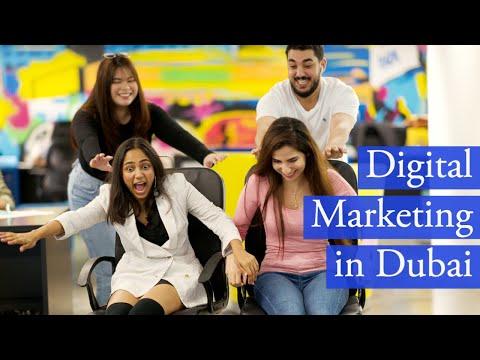 Life in a Digital Marketing Agency in Dubai