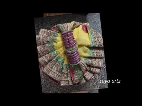 saree gift ideas || shagun packing ideas
