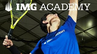 IMG Academy Tennis Program Overview