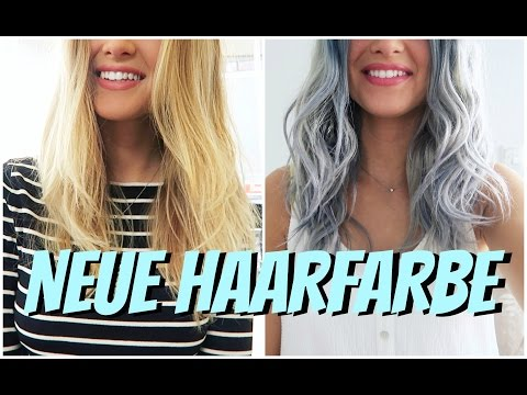 Ich Habe Blaugraue Haare Youtube