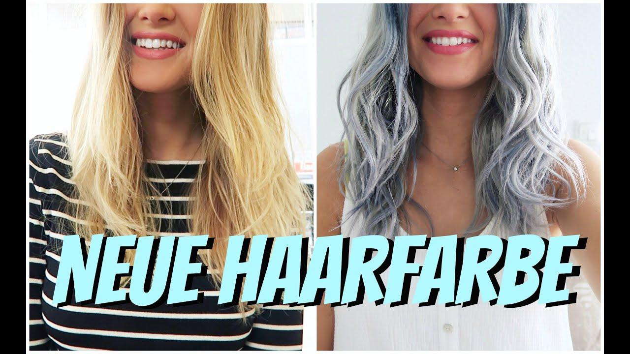 Ich Habe Blaugraue Haare