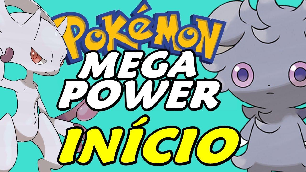 pokemon mega power walkthrough guide