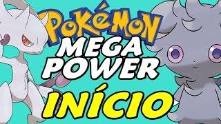 Pokémon Mega Power (Hack Rom) - O Início com 6ª Geração
