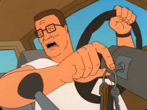 Humm, trop king of the hill comicporn fisting action