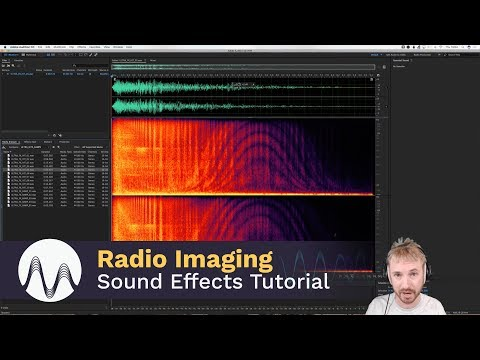 Radio Imaging Sound Effects Tutorial