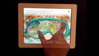 Visions. Cursos de verano 2013. Apps ilustradas