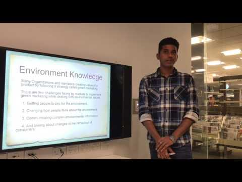 sustainable group: consumers purchasing behavior on environmentally sustainable products
