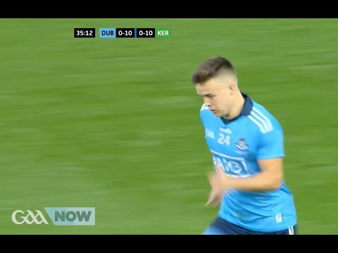 Dublin GAA Magic Moment- Eoin Murchan goal