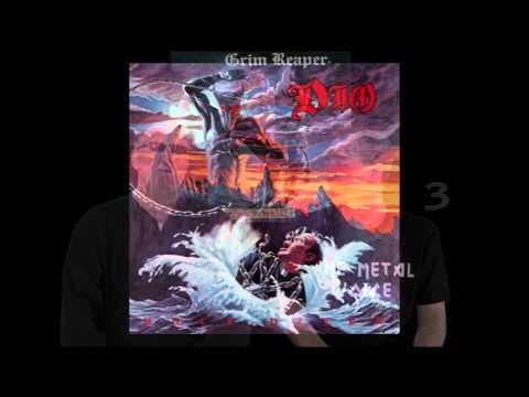 Top 10 Heavy Metal Album s 1980sThe Metal Voice