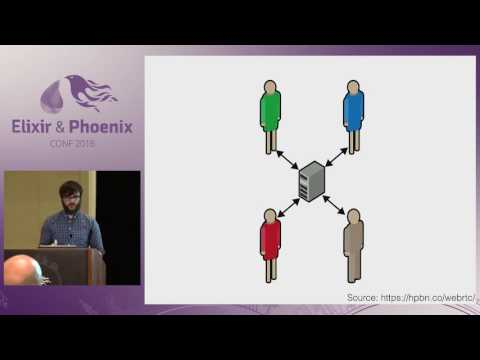 ElixirConf 2016 - WebRTC and Phoenix, when μ Seconds aren't Fast Enough by Jason Stiebs