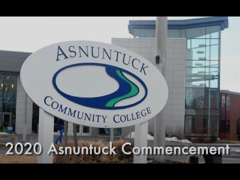 Commencement 2020 | Asnuntuck Community College