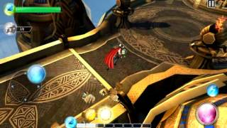 Thor O mundo sombrio(gameplay android) parte 1