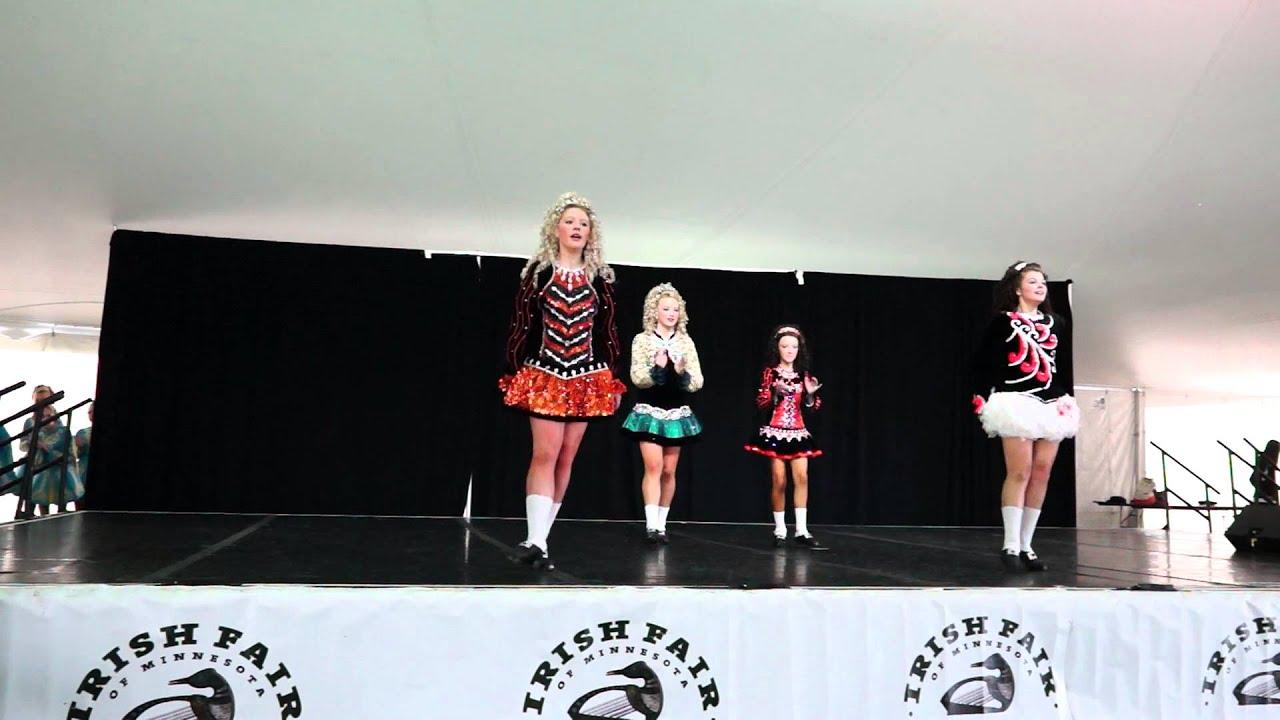 shamrock of irish dance irish fair of mn 2013 d3 4